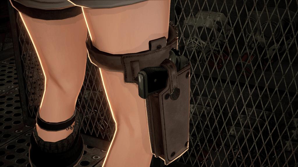 Gun in holster紹介2