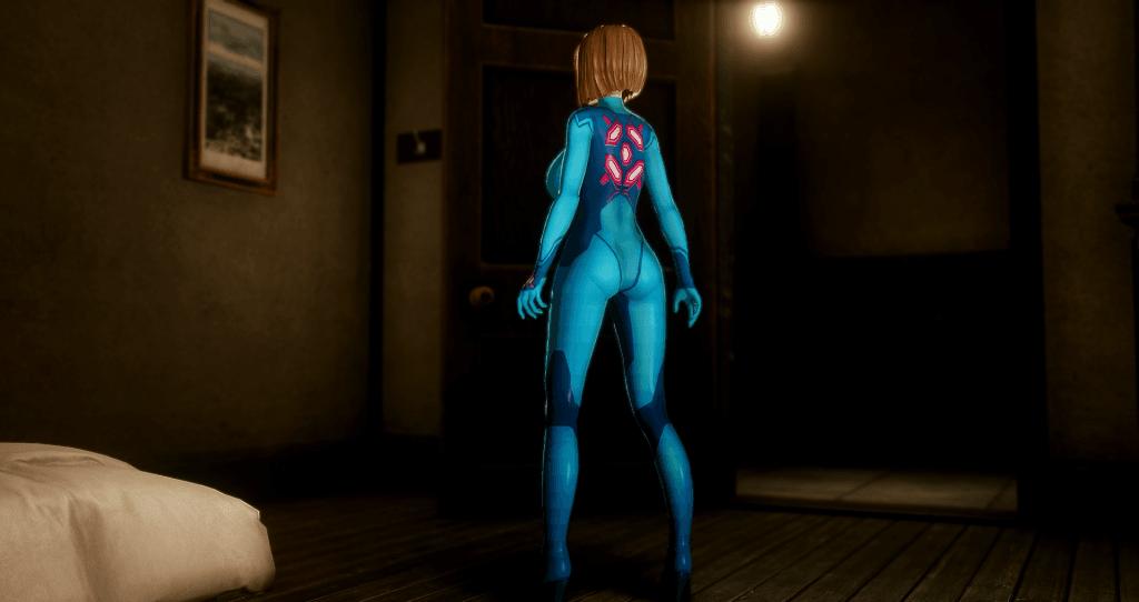 Zero Samus Suit紹介2