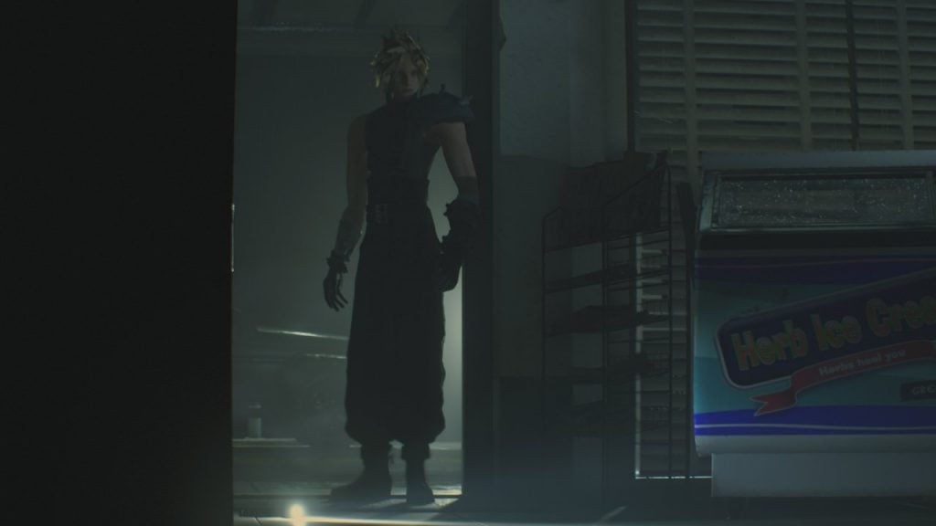 FINAL FANTASY VII REMAKE CLOUD STRIFE MOD FOR RE 2紹介2