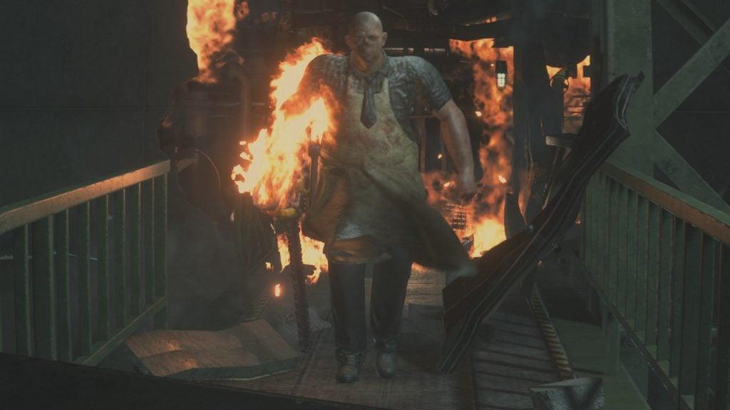 Leatherface (Mortal Kombat X)紹介2