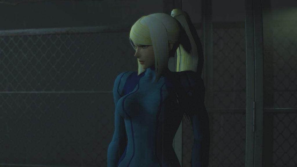 Samus Aran - Zero Suit紹介2
