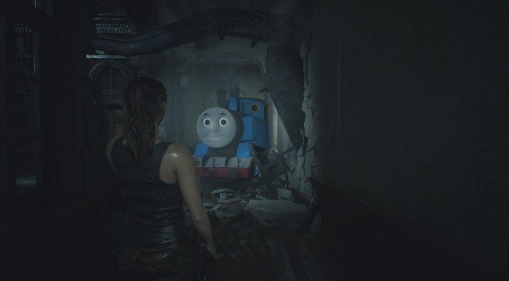 Thomas The Tank Engine over MR X紹介2