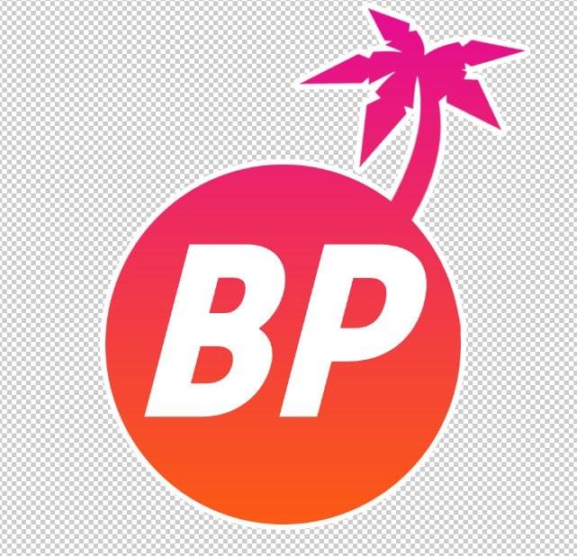 Beach Paradiseロゴ