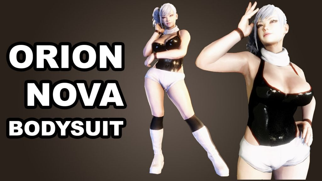 Orion Nova Bodysuit (Post-Iceborne)紹介