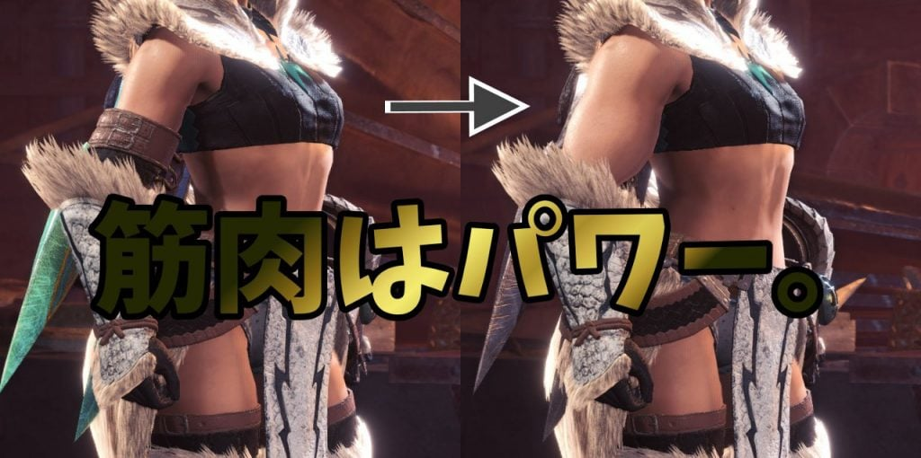 Stronger female appearance (Iceborne compatible)紹介