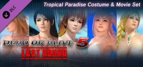 Tropical Paradise Costume & Movie SetのDLC