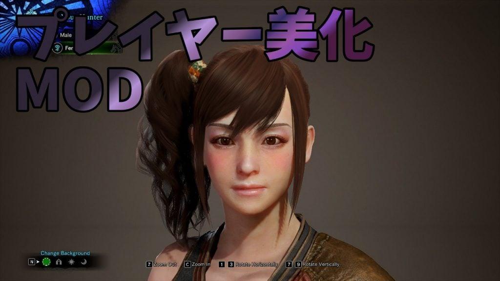 Youthful Female Face紹介