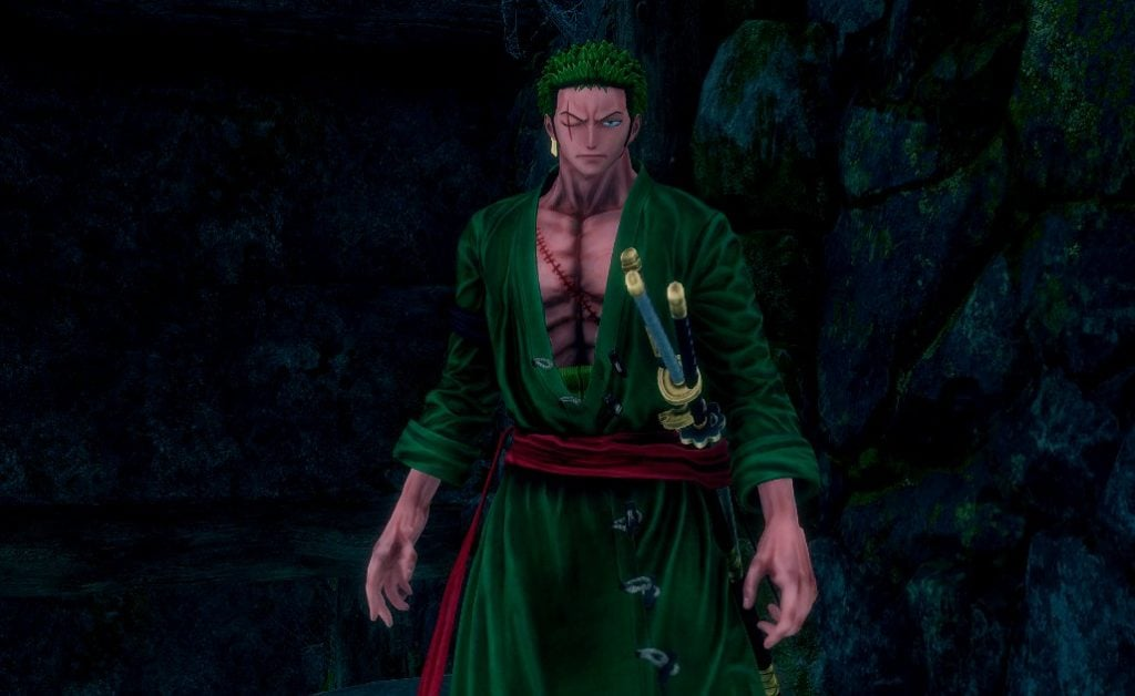 Zoro (Jump Force)紹介