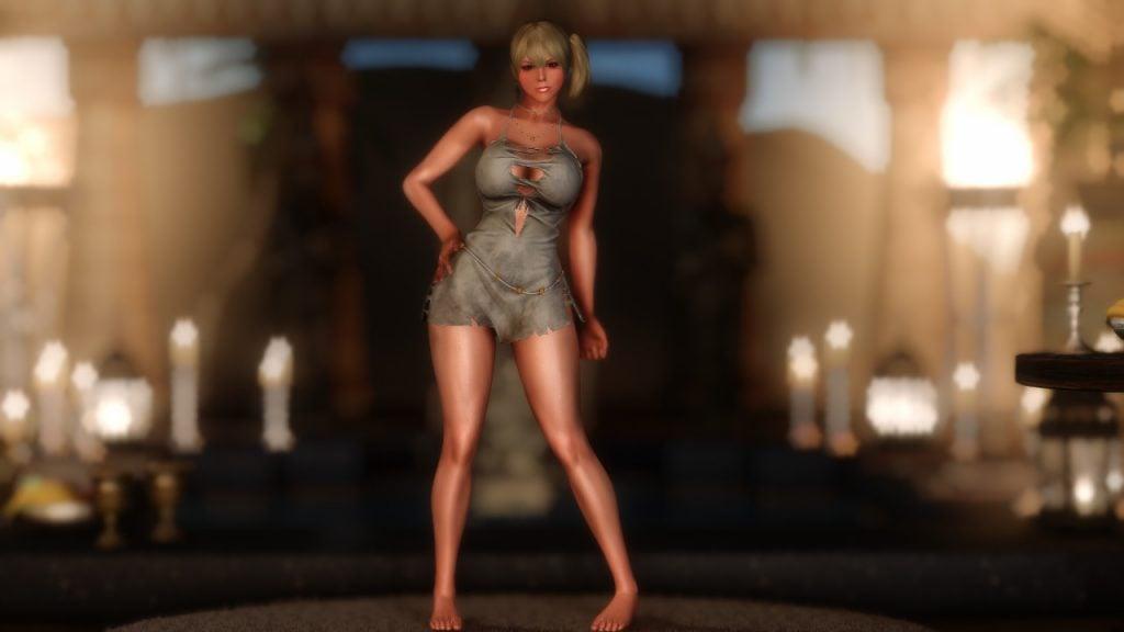 Code_Vein IO dress