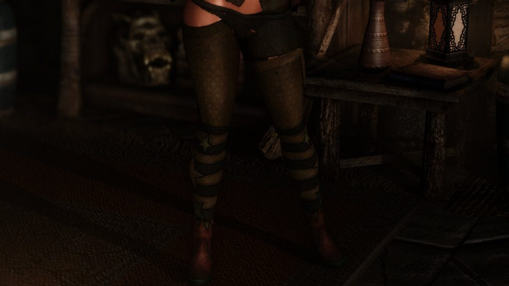 DX Gwelda Witch Outfit5