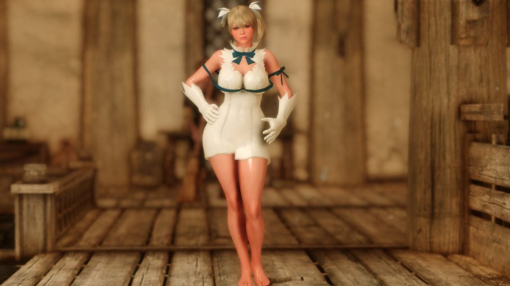 Hestia Outfit