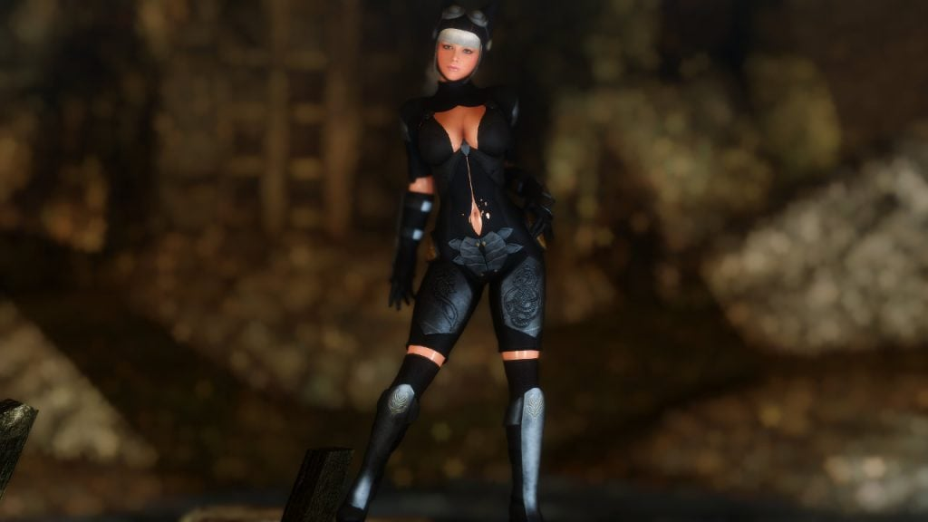 Neo Kitten Outfit SSE