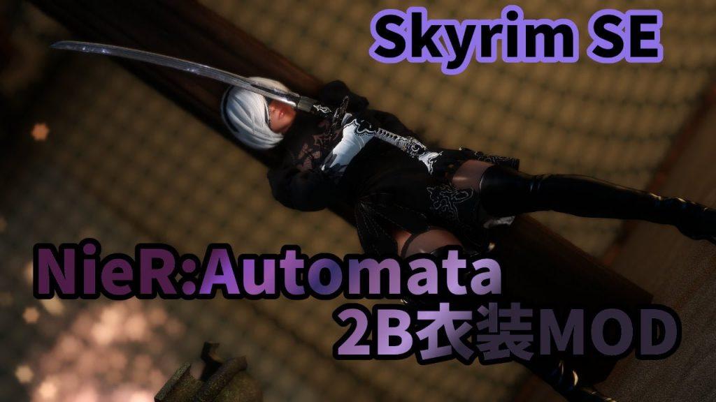 NieR Automata:2B衣装