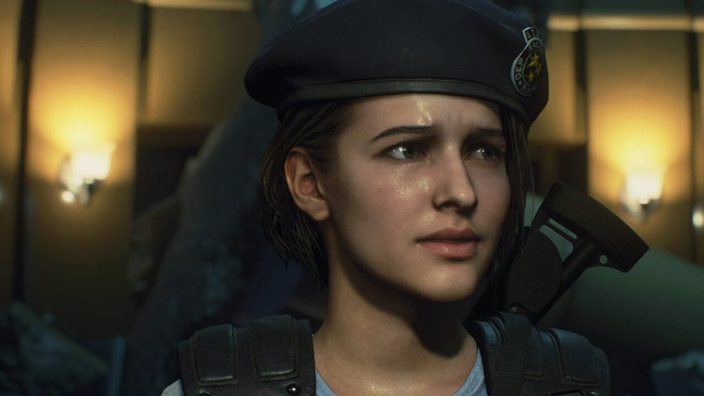 Minimal Damage Plus Improved Textures for Jill