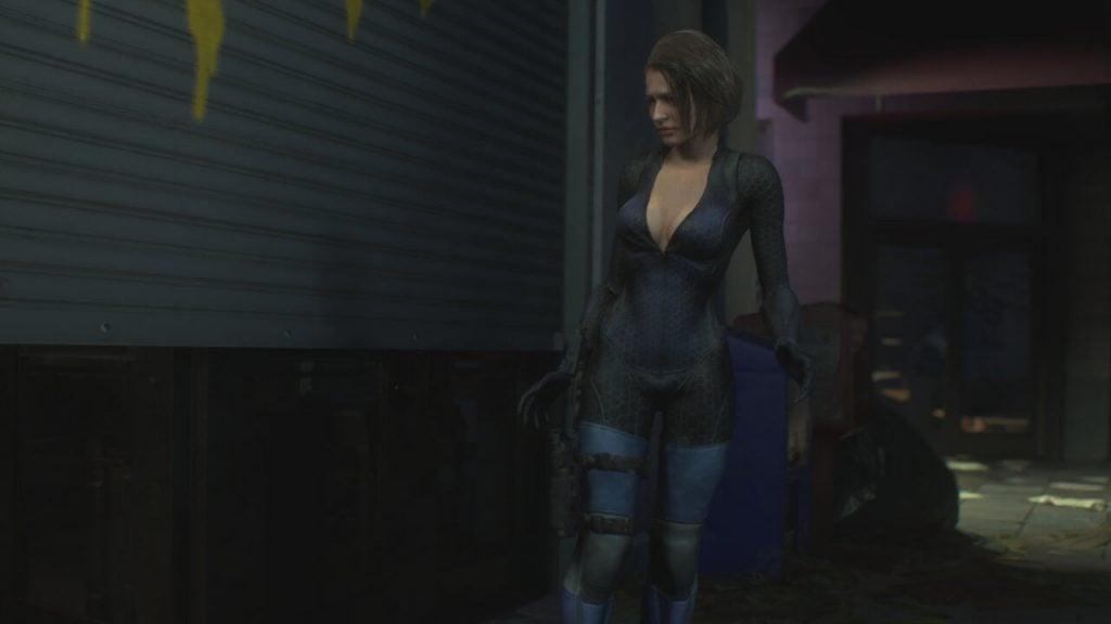Jill Valentine Battlesuit Costume